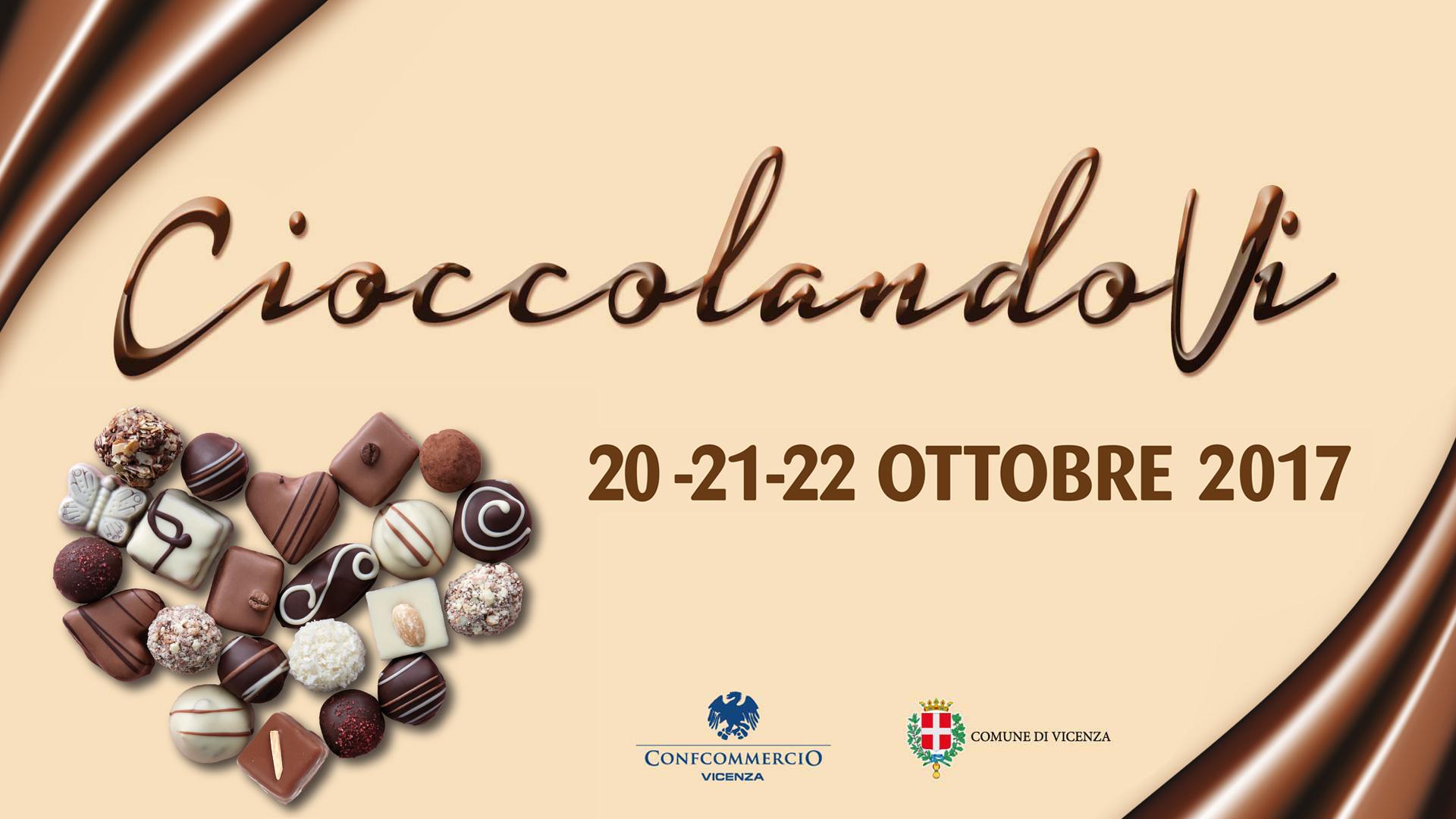 Cioccolandovi Vicenza 2017