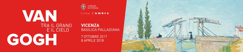 Mostra Van Gogh Vicenza - Tra il Grano e il Cielo